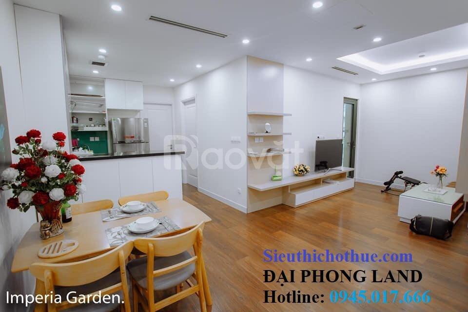 Cần bán căn hộ chung cư Imperia Garden với 2PN full đồ giá rẻ