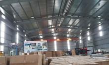Cho thuê kho xưởng DT 7000m2 KCN Ngọc Hồi Thanh Trì Hà Nội
