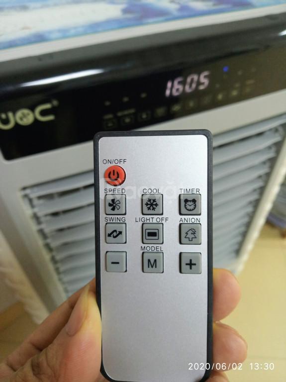 Quạt điều hòa inverter tiết kiệm điện công suất 200W