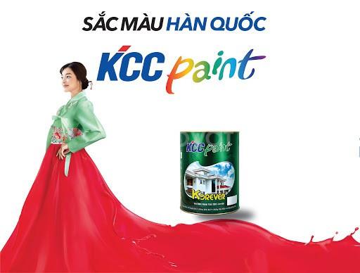 Tìm mở đại lý chi nhánh tại Bình Dương với dòng sơn kcc