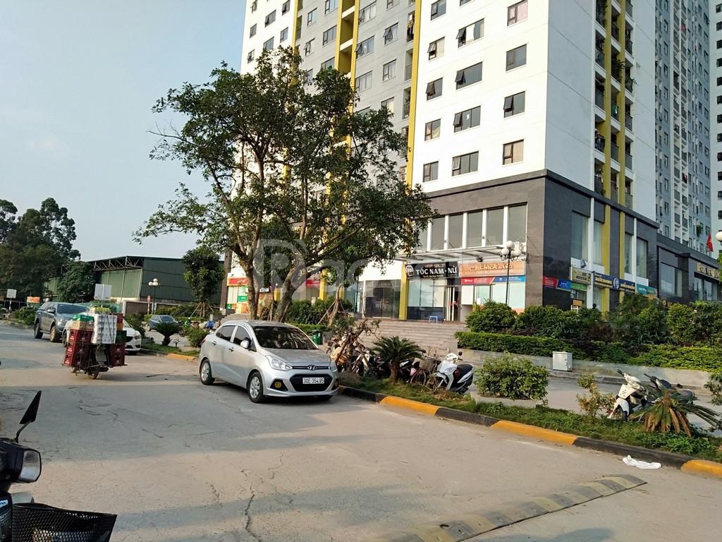 Bán căn 2 ngủ 76m2 CC Đồng Phát Park View Tower Hoàng Mai, 1.75 tỷ BP
