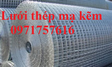 Lưới thép hàn,lưới kéo giãn tại Hà Nội