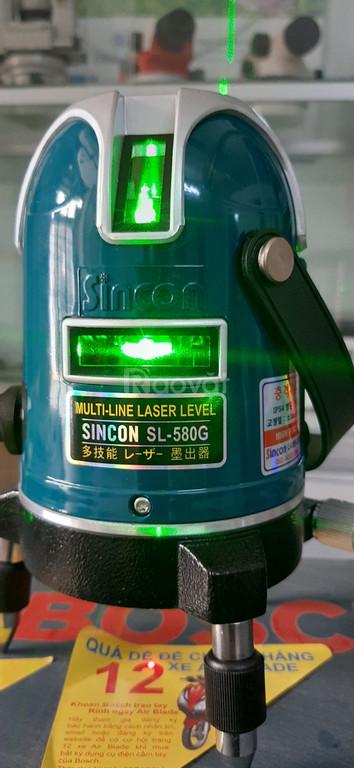 Máy bắn cốt tia laser Sincon SL-580G