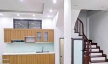 Nhà DT 45m2 * 4T xây mới nhà đẹp ngõ đẹp, Nguyễn Văn Trỗi, Thanh Xuân