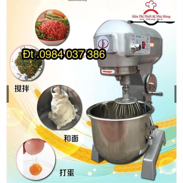 Máy trộn bột làm bánh, máy đánh trứng 10lit giá tốt
