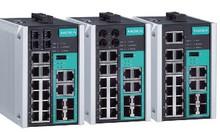 EDS-518E: Switch công nghiệp 14 cổng Ethernet và 4 cổng Gigabit