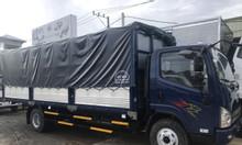 Xe tải faw 7.3 tấn động cơ hyundai - thùng chở bao bì giấy