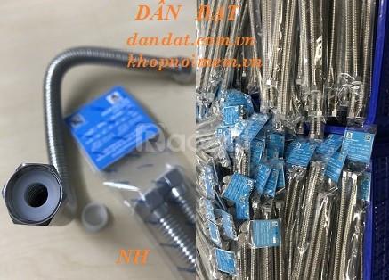 Dây cấp nóng lạnh inox/ dây cấp nước inox các loại/ ống nước inox 304