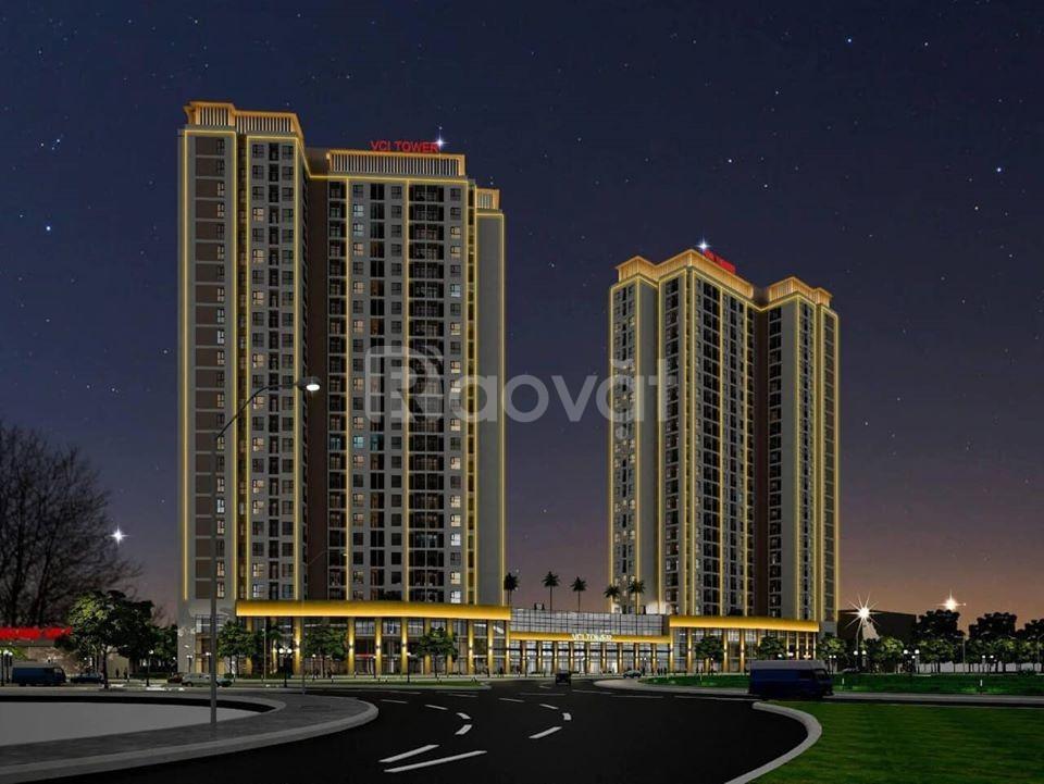 Chung cư VCI Tower Chùa Hà Vĩnh Yên