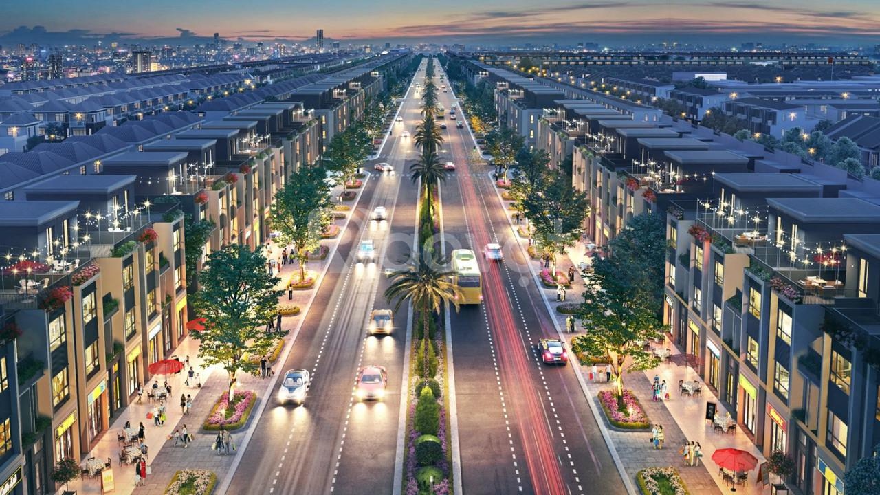 Gem Sky Word nhà phố trung tâm Long Thành  (ảnh 7)