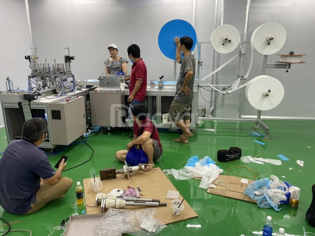 Phòng sạch sản xuất khẩu trang