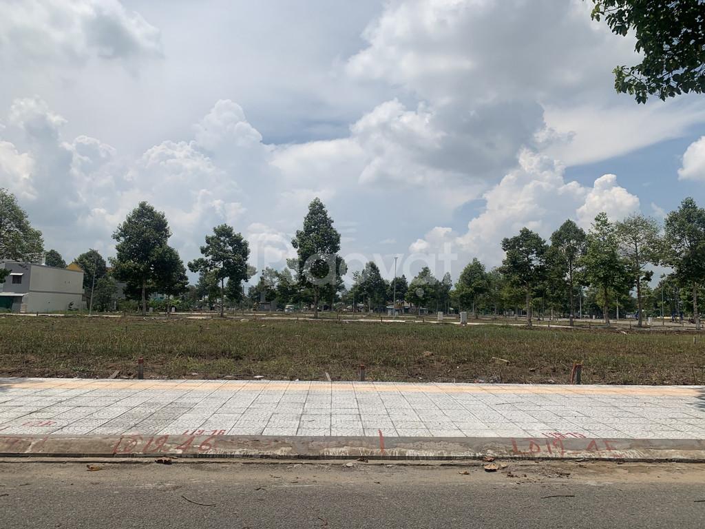 Bán lô đất đẹp thổ cư đối diện trường tiểu học ở Cần Thơ