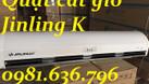 Quạt cắt gió Jinling 0.9M chạy êm ru. (ảnh 3)