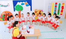 Tuyển sinh liên thông sư phạm mầm non tại Đồng Xoài, Bình Phước