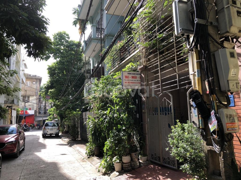 Bán nhà ngõ 15 Gốc Đề, Hoàng Mai, Hà Nội, DT 33m2x5T xây mới giá 2,7 ỷ