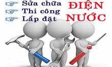 Thợ điện nước, điện lạnh Biên Hòa, uy tín, giá bình dân