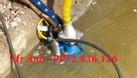0972.836.116 Giá bơm chìm nước thải Tsurumi KTZ 22.2, 2.2kw thả hố món (ảnh 3)