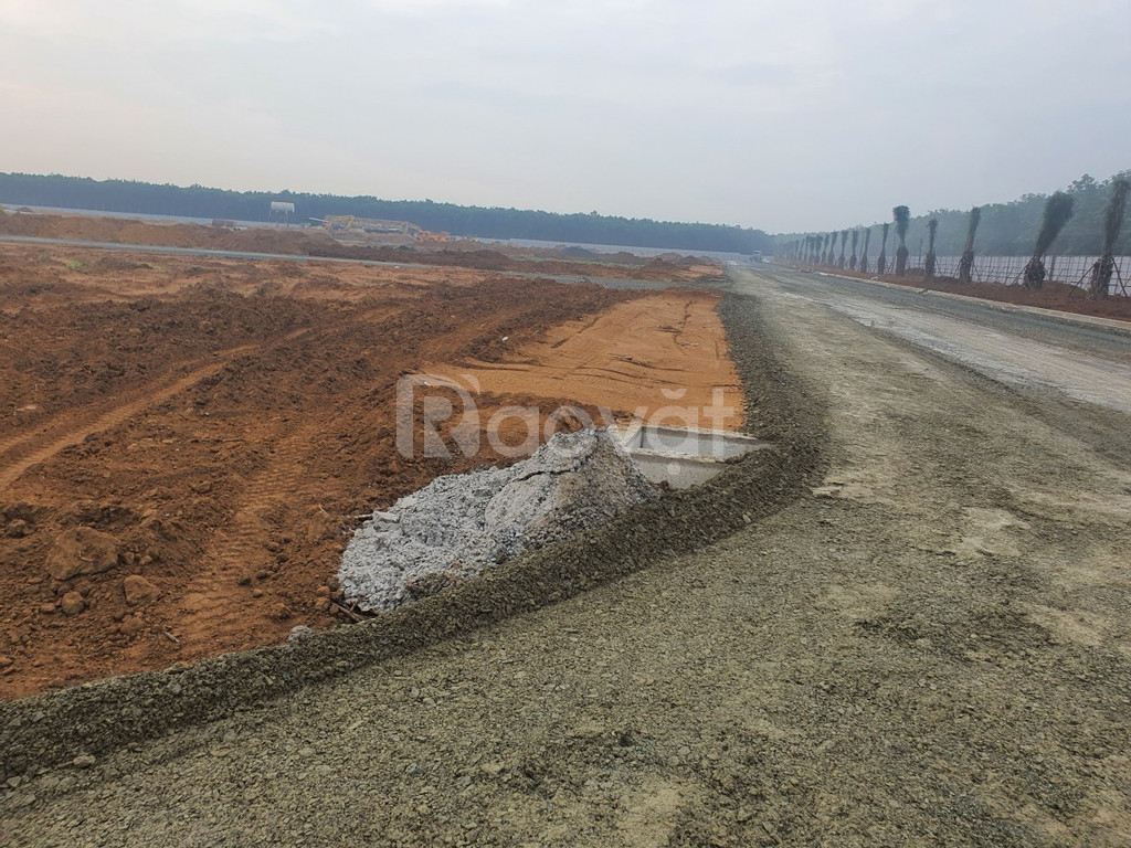 Bán đất khu tái định cư Long Thành, mặt tiền đường ĐT 769, SHR