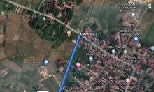 Bán 264m2 đất ở 2 mặt tiền, Phú Hạ, Minh Phú, Sóc Sơn