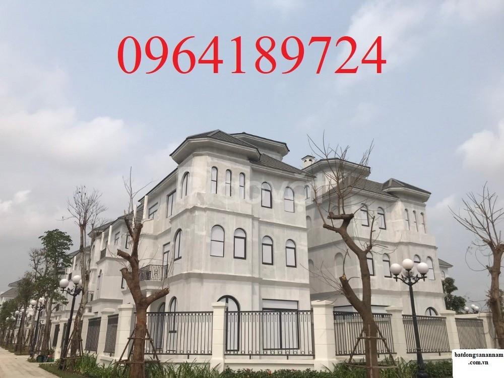 Chính chủ bán biệt thự KĐTM Tân Tây Đô, Đan Phượng, giá chỉ 6.5 tỷ