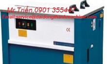 Máy đai niềng thùng EX-100 rẻ L.An, T.Giang, B.Dương, Đ.Nai, Tphcm