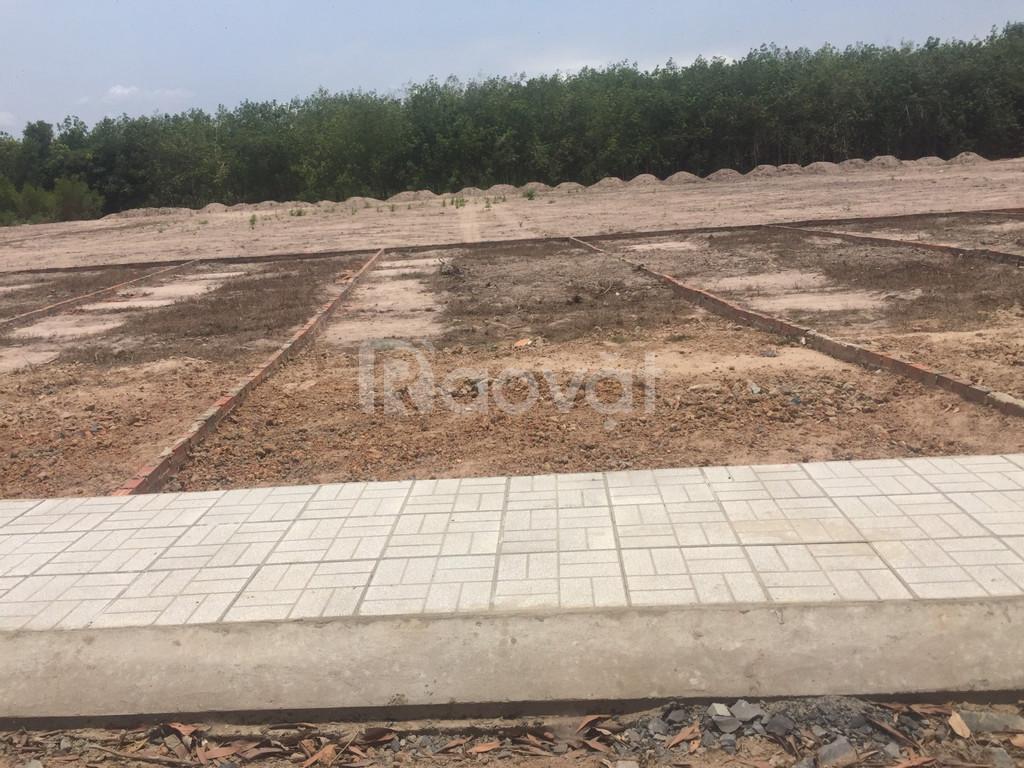 Cần bán gấp lô đất thổ cư mặt tiền đường Hùng Vương