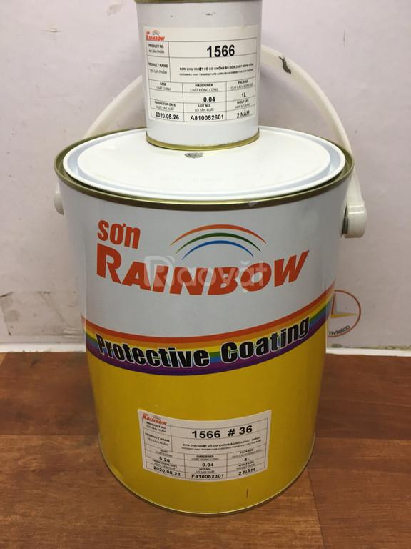 Sơn chịu nhiệt vô cơ Rainbow 1566-4L