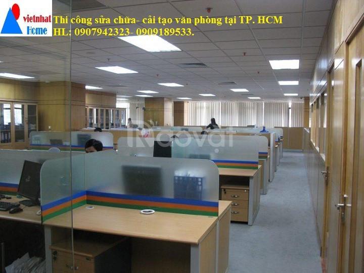 Cho thuê văn phòng quận 10, quận 3, quận 5 TP HCM