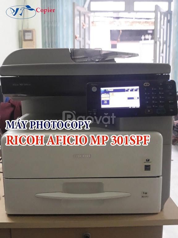 Máy photocopy Ricoh Aficio MP 301SPF
