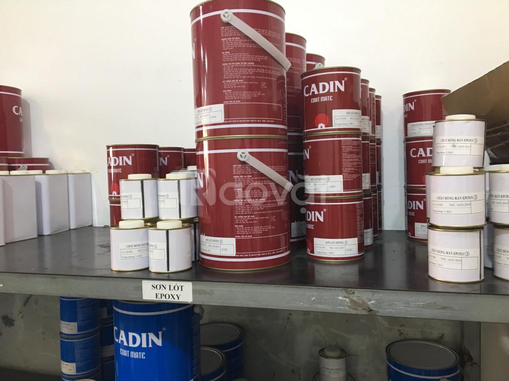 Tìm mua sơn chống rỉ màu đỏ cho sắt thép tại Bình Phước
