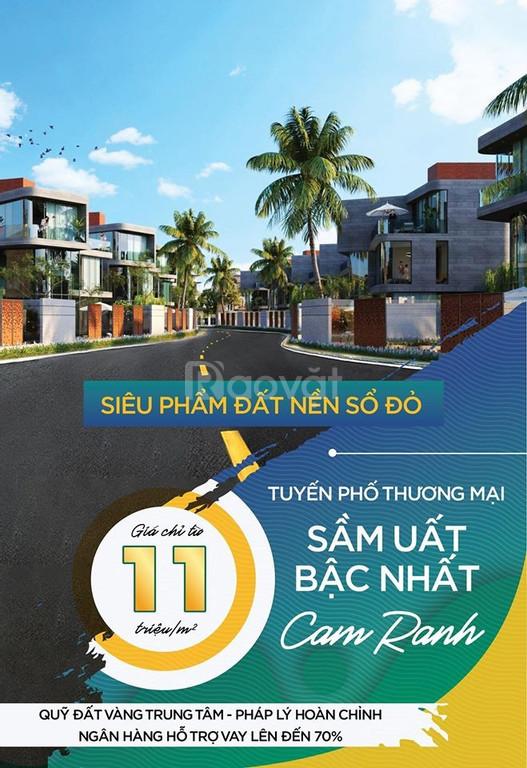 Bảng giá KDC Đinh Tiên Hoàng, Cam Ranh GĐ1