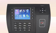 Máy chấm công cảm ứng Ronald Jack S 550 - cam kết chính hãng 100 %