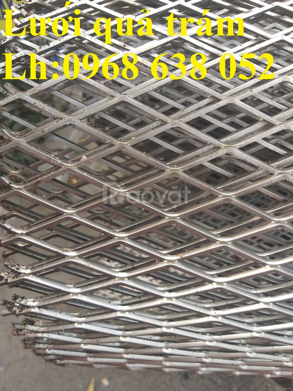 Lưới hình thoi 30x60x3ly dùng trang trí hàng có sẵn (ảnh 7)