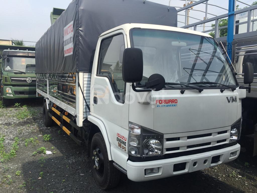 Xe tải Isuzu 1 tấn 9 thùng dài 6m2, Isuzu Vĩnh Phát 1t9.