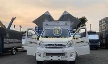Xe tải Tera 100 990kg thùng kín cánh dơi l bán hàng lưu động