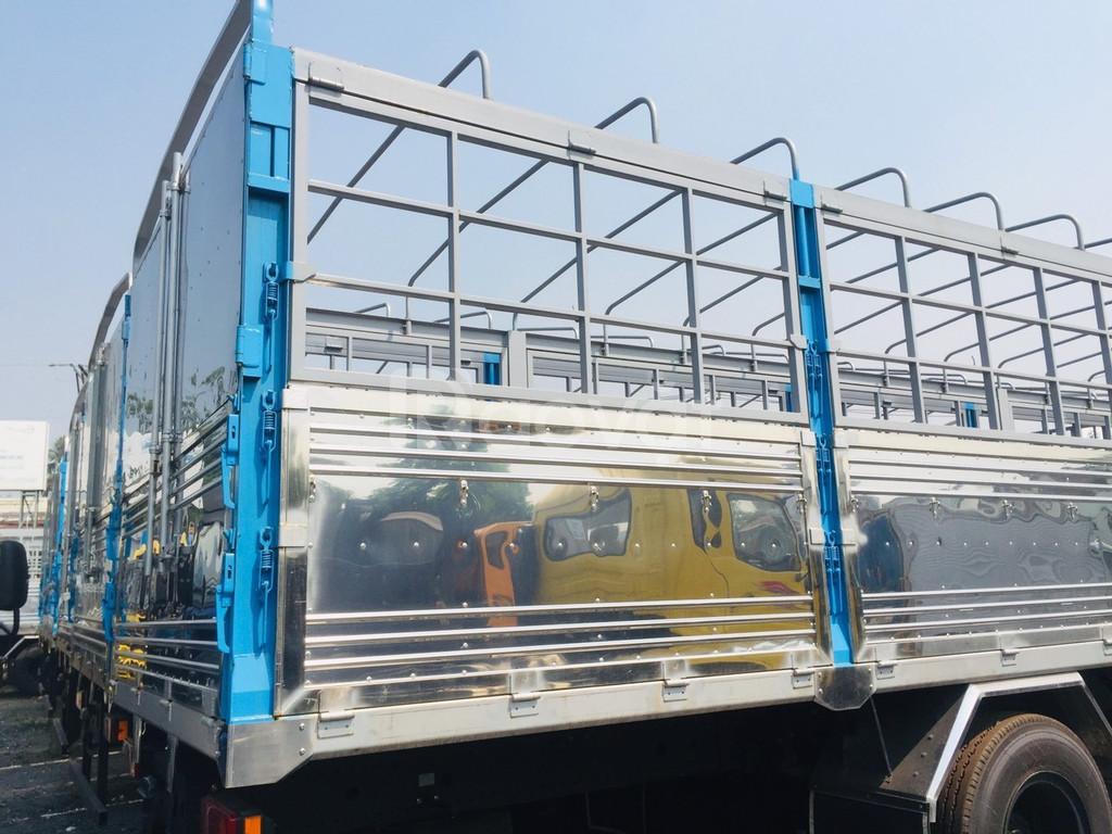 Xe tải dongfeng b180 thùng dài 9m6 giá cực tốt