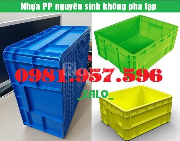 Hộp nhựa đựng hàng, hộp nhựa đựng linh kiện có nắp đậy