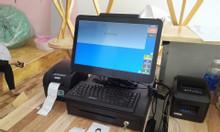 Máy tính tiền dành cho quán trà sữa tại Đồng Nai