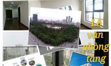 Chính chủ cho thuê gấp văn phòng kết hợp chung cư tại CV Cầu Giấy