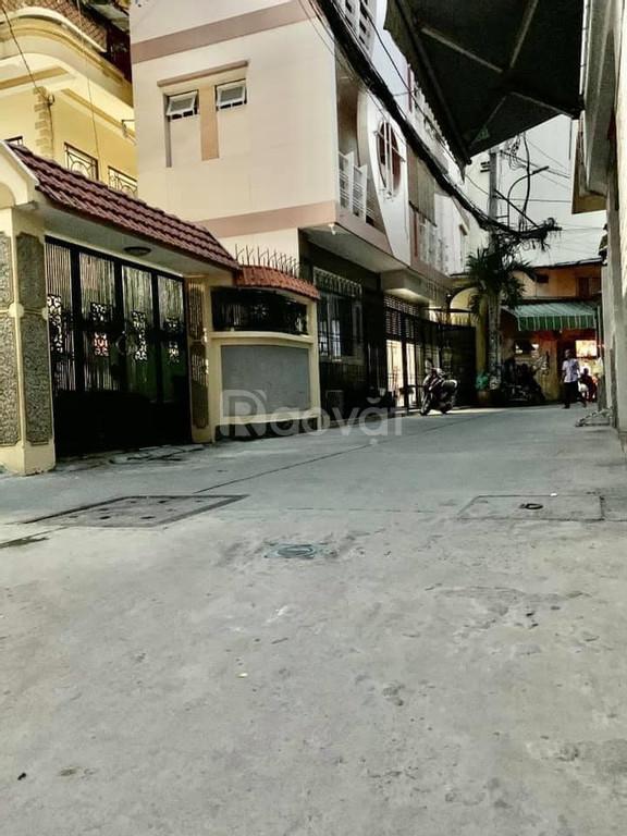 Bán nhà hẻm xe hơi Thích Quảng Đức, Quận Phú Nhuận, 91m2, 7.5 tỷ (ảnh 1)