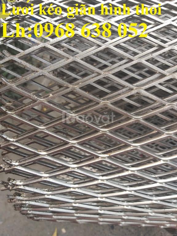 Lưới hình thoi 30x60x3ly dùng trang trí hàng có sẵn (ảnh 6)