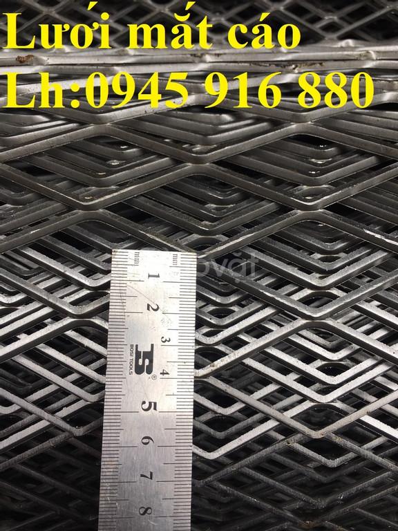 Lưới hình thoi 30x60x3ly dùng trang trí hàng có sẵn (ảnh 8)