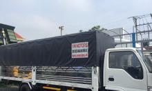 Xe tải Isuzu 1 tấn 9 thùng dài 6m2, Isuzu Vĩnh Phát 1t9 giá mềm.