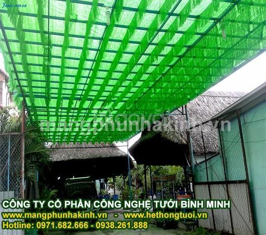 Lưới che nắng,lưới cắt nắng, lưới che giảm nắng