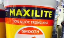 Sơn Dulux Maxilite giá kinh tế 17 lít 515.000đ