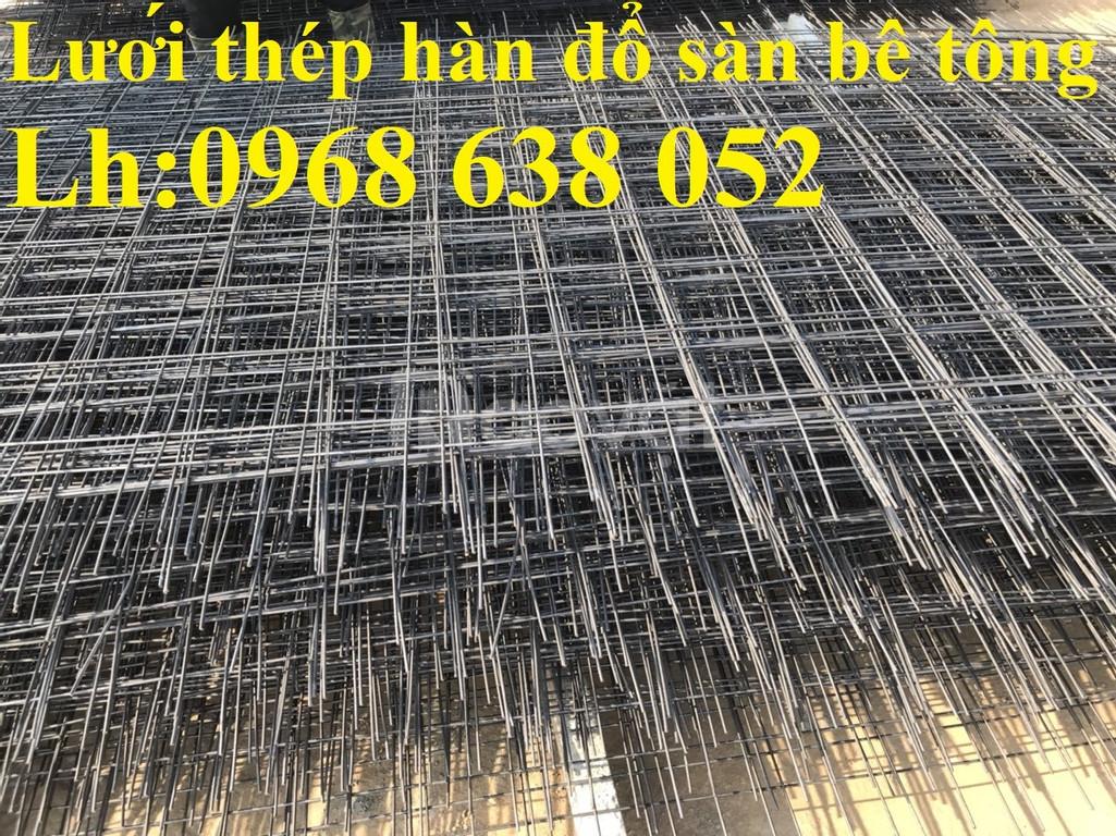 Lưới thép hàn phi 4a100x100 - Lưới thép hàn D4a100*100