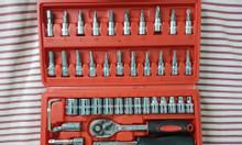 Bộ đồ nghề dụng cụ sửa chữa đa năng 46 món tiện ích, đa năng
