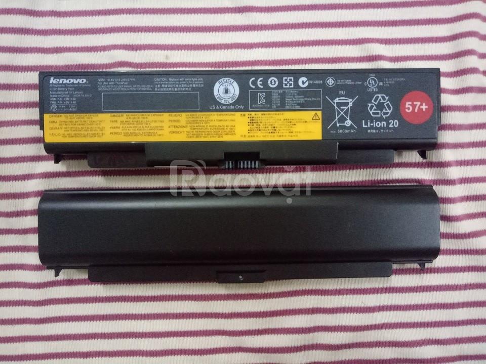 Pin Zin laptop 6cells 57wh Lenovo T440p, T540p, W540, L440, L540