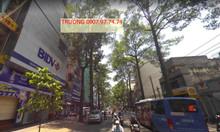Nhà bán mặt tiền đường Sư Vạn Hạnh, trệt 3 lầu, 250m2 chỉ 33.5 tỷ