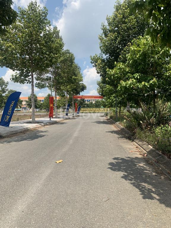 Bán lô đất 125m2 trước cổng trường học cho anh chị nào muốn an cư lâu